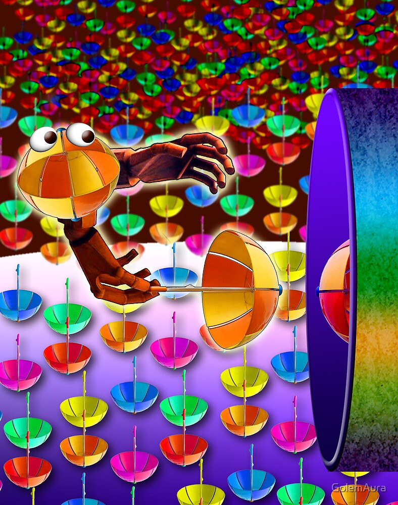 Capturing the Flavor of an Everlasting Gobstopper by GolemAura