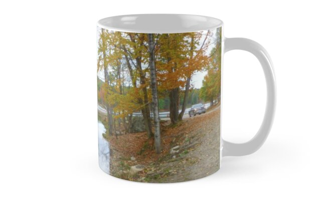 Autumn Drive by Vicki Spindler (VHS Photography)