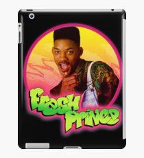 Fresh Prince - Vintage design iPad Case/Skin