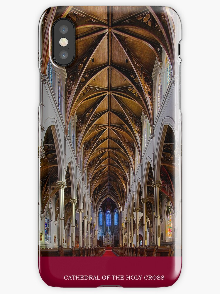 CATHEDRAL OF THE HOLY CROSS by LudaNayvelt