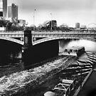 Princes Bridge  by Andrew  Makowiecki