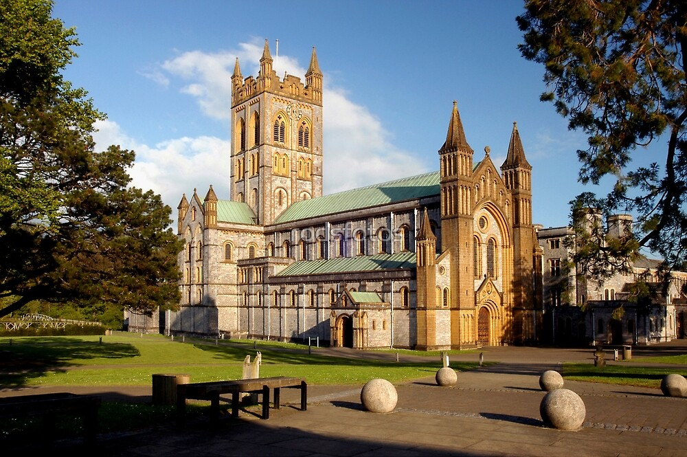 Buckfast Abbey, Devon. by rodsfotos