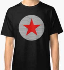 Winter Soldier - Shield Classic T-Shirt