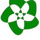 Esperanto-USA Logo by Esperanto-USA (ELNA)