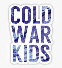Pegatina Niños de la Guerra Fría