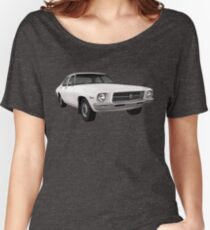 Holden HQ Kingswood Car T-Shirt Women's Relaxed Fit T-Shirt