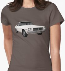 Holden HQ Kingswood Car T-Shirt Women's Fitted T-Shirt