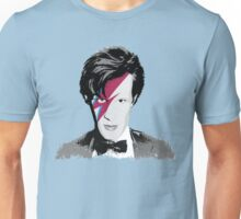 Doctor Who / Ziggy Stardust Unisex T-Shirt