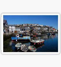 Mevagissey, Cornwall Sticker