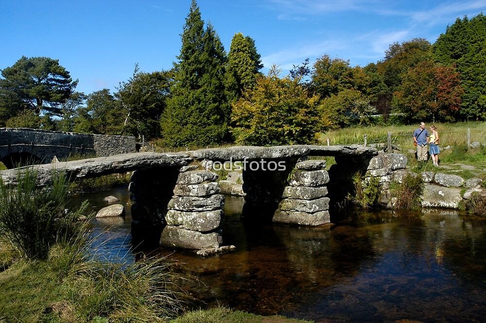Ancient Dartmoor Clapper by rodsfotos