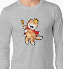 Leopard prince Long Sleeve T-Shirt