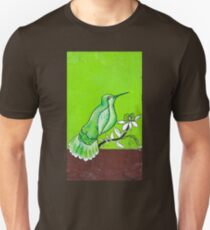 A WALL IN SAN CRISTOBAL Unisex T-Shirt