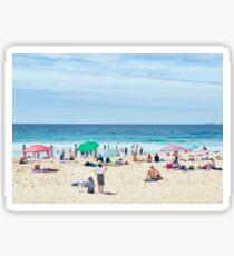 Summer, Merewether Beach - Australia Sticker