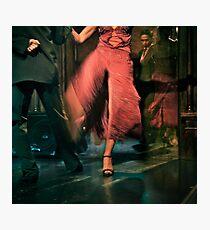It takes two to Tango Photographic Print