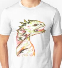 Little Green Dragon Unisex T-Shirt