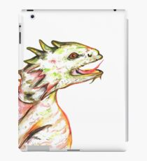 Little Green Dragon iPad Case/Skin