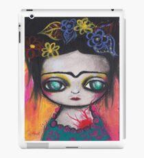 Frida Colors iPad Case/Skin
