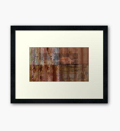 Australian Country Landscape #3 Framed Print