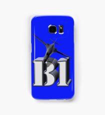 B-1 Lancer Strategic Bomber Samsung Galaxy Case/Skin