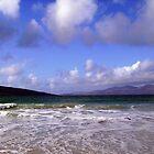 Die Hügel von Harris - Western Isles, Schottland von BlueMoonRose