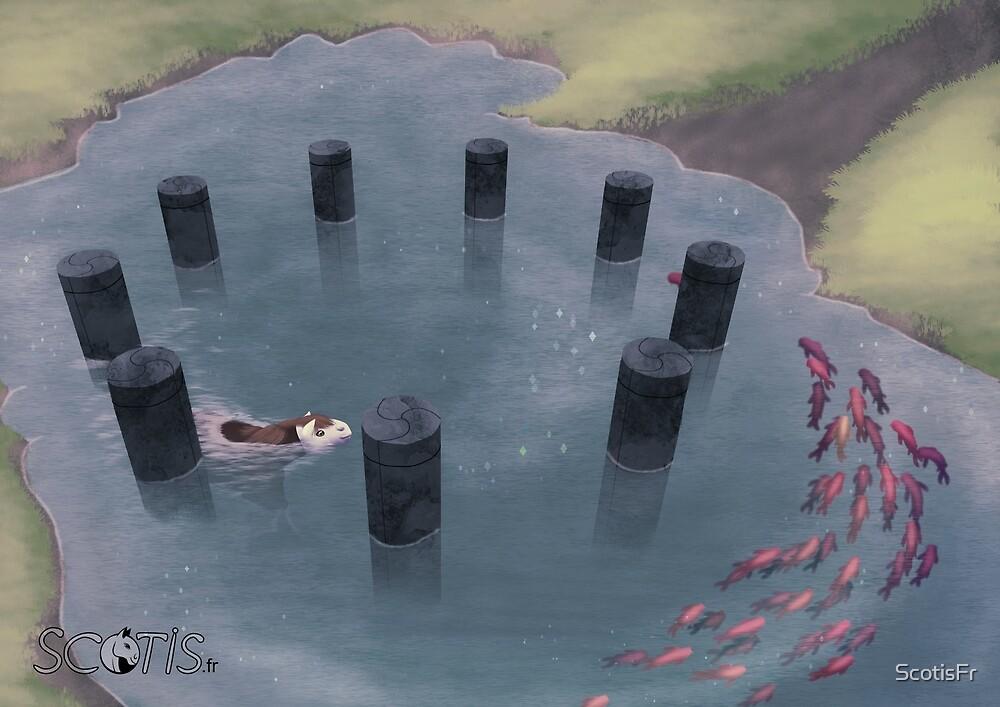 « Émissaire de la quiétude [Cheval] » par ScotisFr