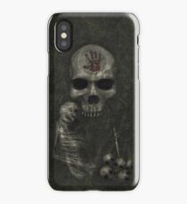 Dark Brotherhood Door iPhone Case/Skin