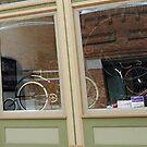 Bicycle Shop by jpryce