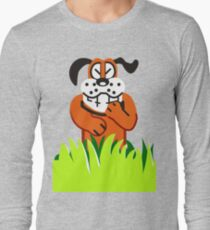 Duck Hunt game loser Long Sleeve T-Shirt