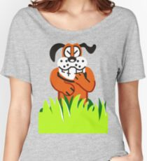 Duck Hunt game loser Women's Relaxed Fit T-Shirt