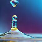 Drops On Color 2 by VladimirFloyd
