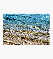 Beautiful Water Photographic Print