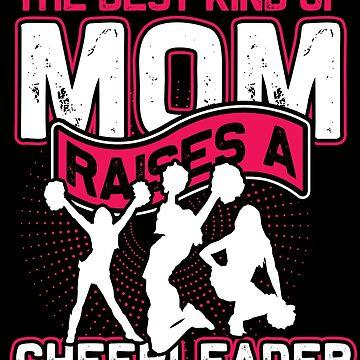 Mom cheerleading by GeschenkIdee