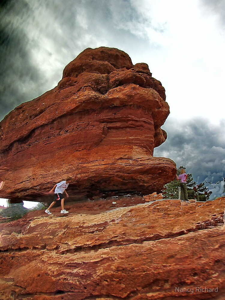 Monolith by Nancy Richard