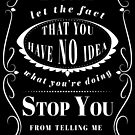 Don't Let the Fact... by renc-art