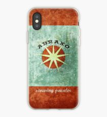 Abraxo Scouring Powder iPhone Case