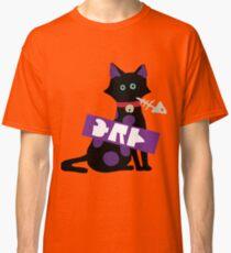 SquidForce Splatfest Cat Tee Classic T-Shirt
