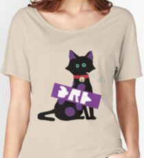 SquidForce Splatfest Cat Tee Women's Relaxed Fit T-Shirt
