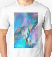 Abstract Electric Blue 1 T-Shirt