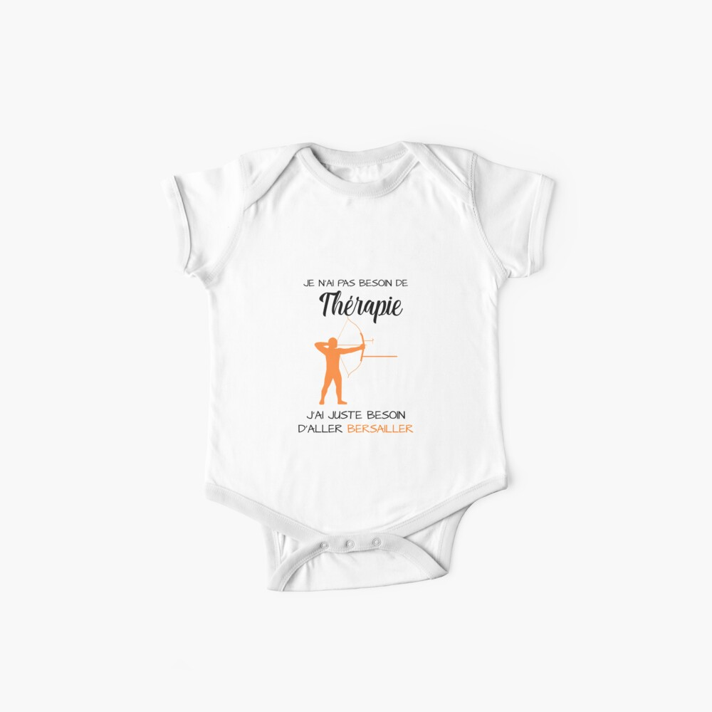 Bersailler Arc Archery Therapie Baby Body