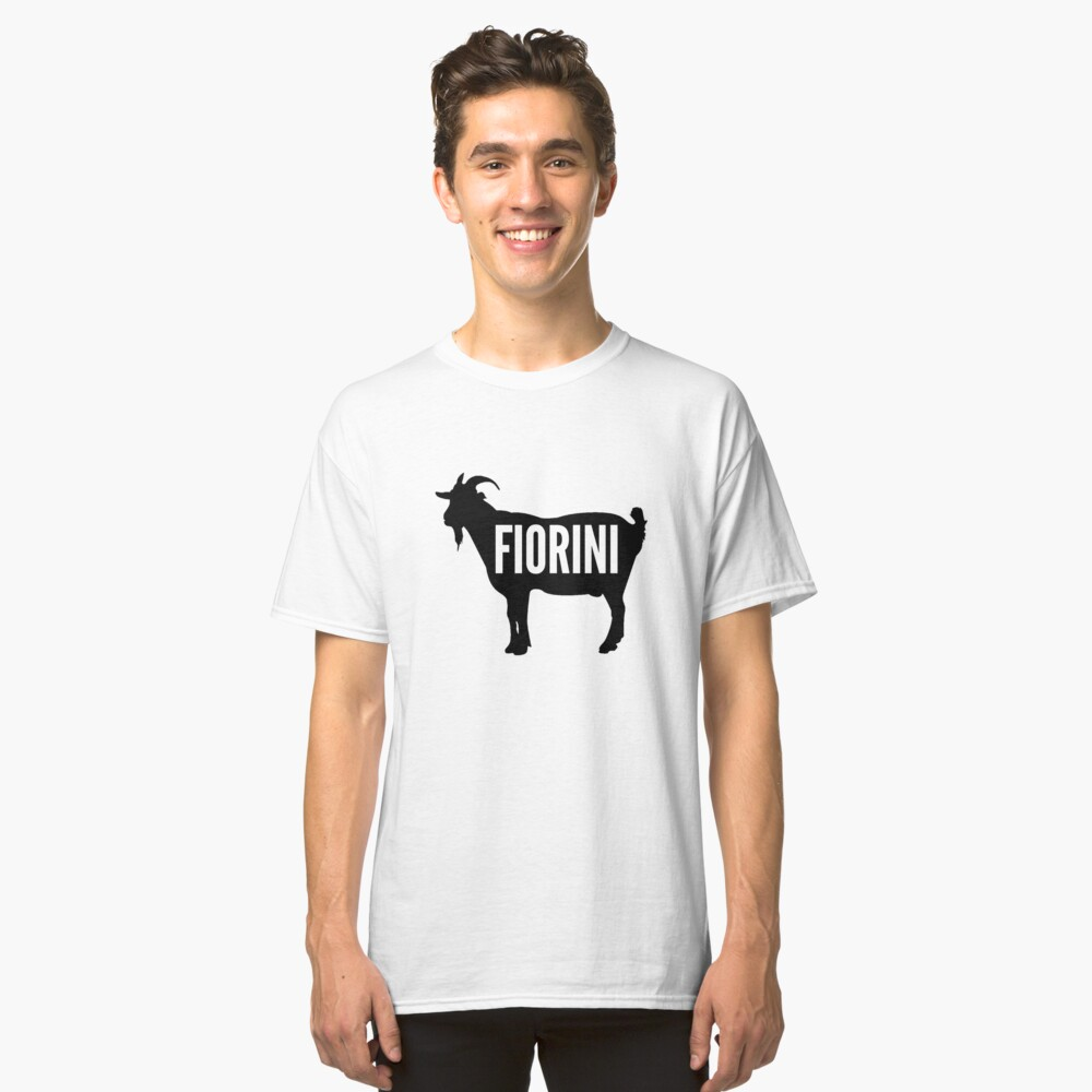 The GOAT - Fiorini Classic T-Shirt
