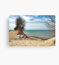 A place in the sun....... Canvas Print