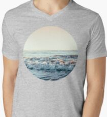 Pacific Ocean Men's V-Neck T-Shirt