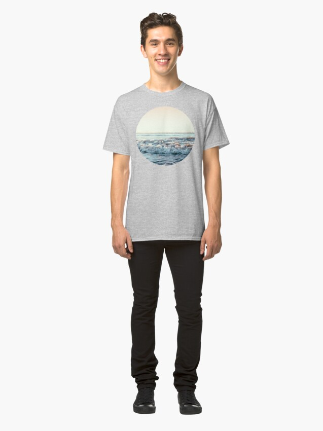 Alternate view of Pacific Ocean Classic T-Shirt