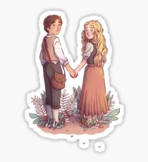 Hansel and Gretel Sticker