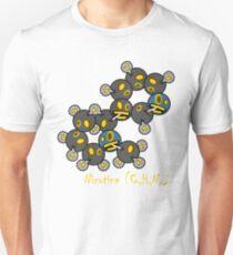 Nicotine (C10 H14 N2) Unisex T-Shirt