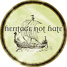 Viking Heritage Not Hate by EvePenman