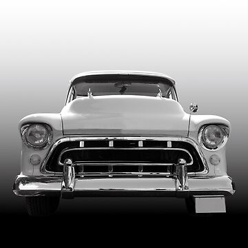 Pickup 1957 3100 US American classic car by BeateG