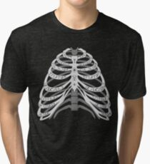 The Bones of a Winchester Tri-blend T-Shirt
