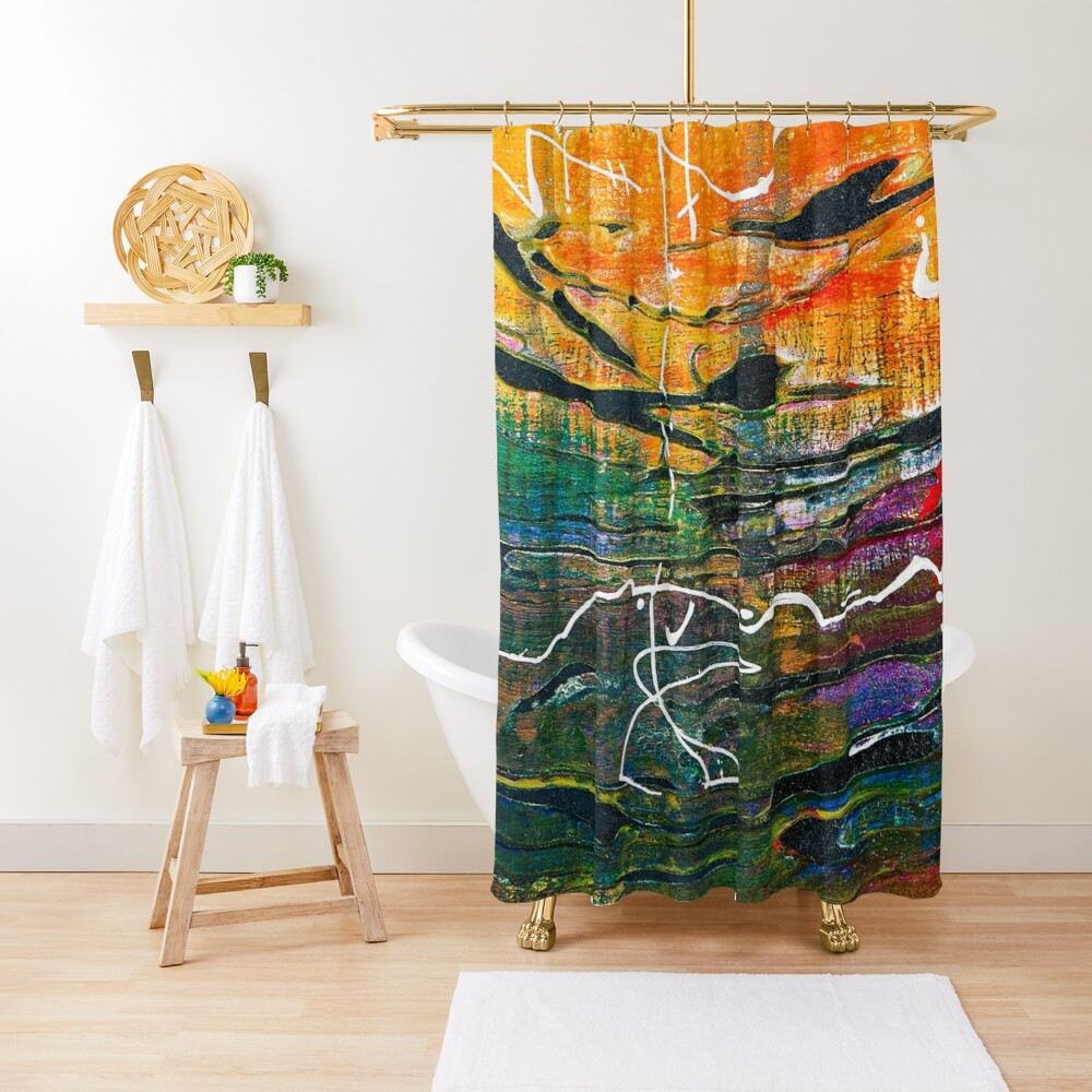 Gift of Patience Shower Curtain