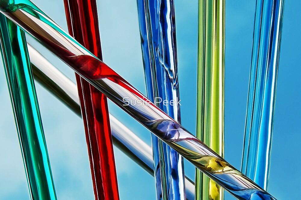 Swizzle Sticks by Susie Peek